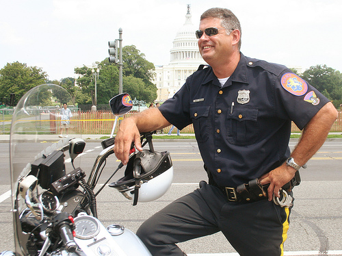 Do Cops Really Give More Tickets at the End of the Month?