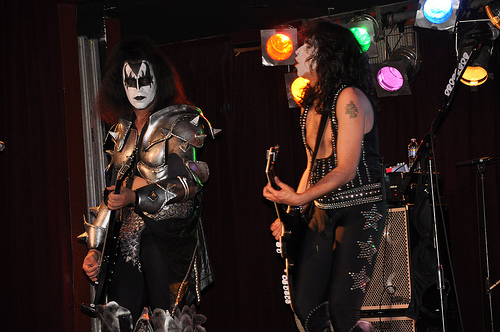 Gene Simmons and Paul Stanley are Trading Insults