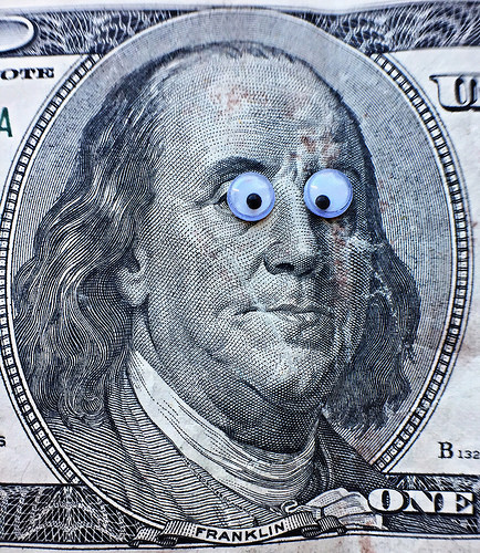 Someone Put Googly Eyes on a Revolutionary War Hero Statue . . . Which Could Be a Felony?
