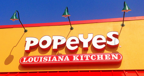 Popeyes Launches 'Emotional Support Chicken' Carrier!