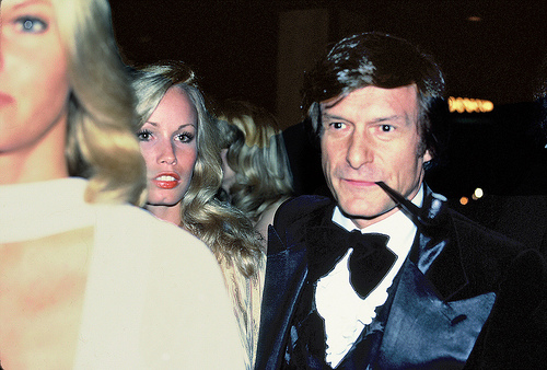 Someone Paid $22,000 for Hugh Hefner's Viagra Ring