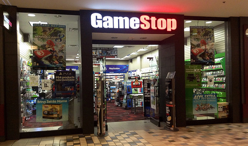 Every Game Store Ever