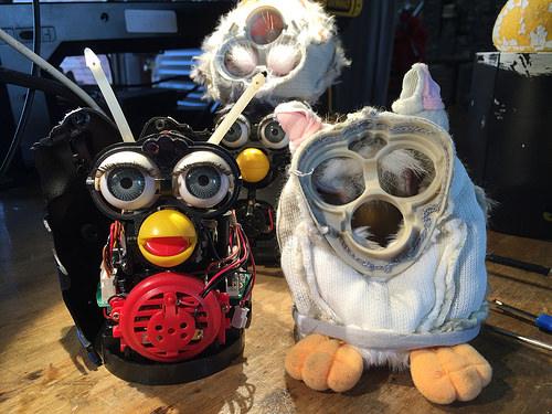 Furby Organ...