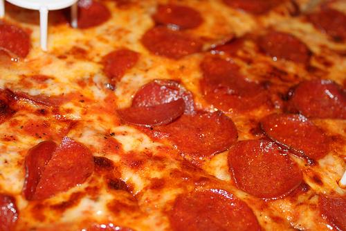 Human Pizza Challenge