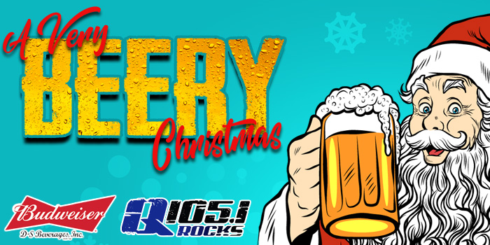 Feature: http://www.q1051rocks.com/a-very-beery-christmas/