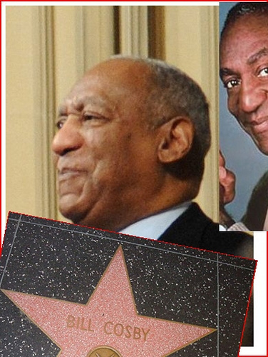 Topless Protester Charges Bill Cosby Ahead of Sexual Assault Retrial.