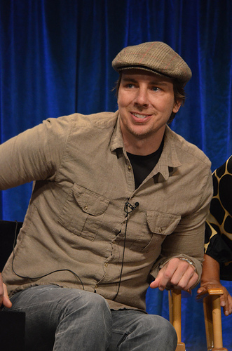 Dax Shepard and Zach Braff Are Practically Identical in This Face-Swapped Photo.
