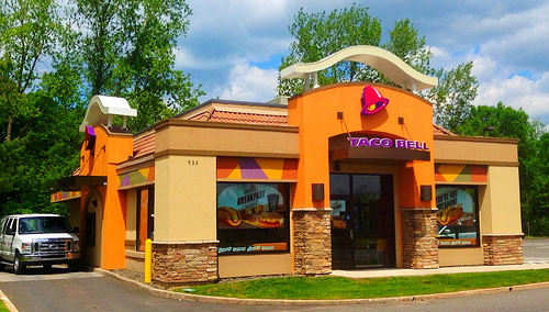 Taco Bell Is Adding Frosé to Its Menu This Summer.