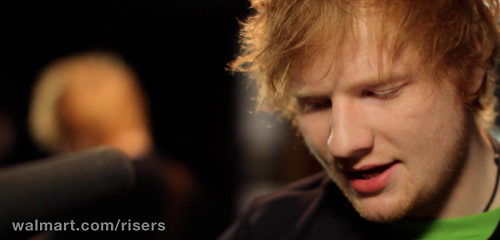 This Wax Figure of Ed Sheeran Is Creepily Spot-On.