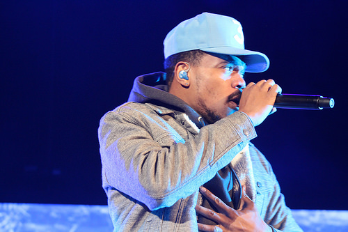 Chance the Rapper liked her so much that he put a ring on it.