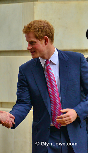 Prince Harry Carries on Princess Diana's Legacy by Announcing AIDS Initiative With Elton John.