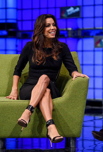 Eva Longoria Shares the Best Part of Life as a New Mom.