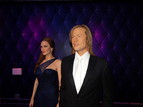 "Angelina Jolie and Brad Pitt ""Not Even Close"" to Settling Divorce as They Near Two-Year Mark."