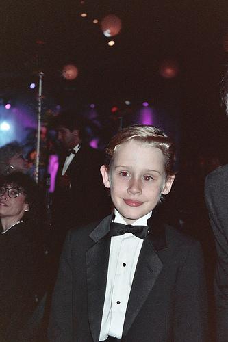 Macaulay Culkin Tweets J.K. Rowling His Résumé.