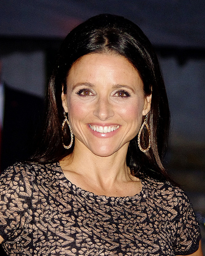 "Julia Louis-Dreyfus Has ""Come Out the Other Side"" After Breast Cancer Battle."