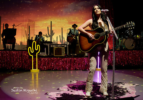"New Kacey Musgraves Video for ""Space Cowboy."""