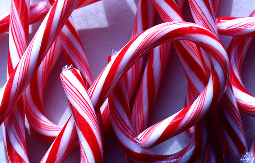 Mac & Cheese Candy Canes Will Ruin Christmas