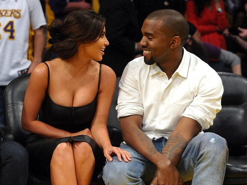 Kim Kardashian Says 4th Child Rumors Are Fake