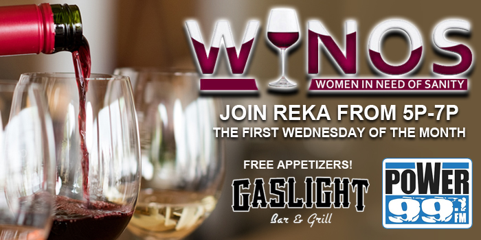 Feature: http://www.power991fm.com/join-reka-for-winos/
