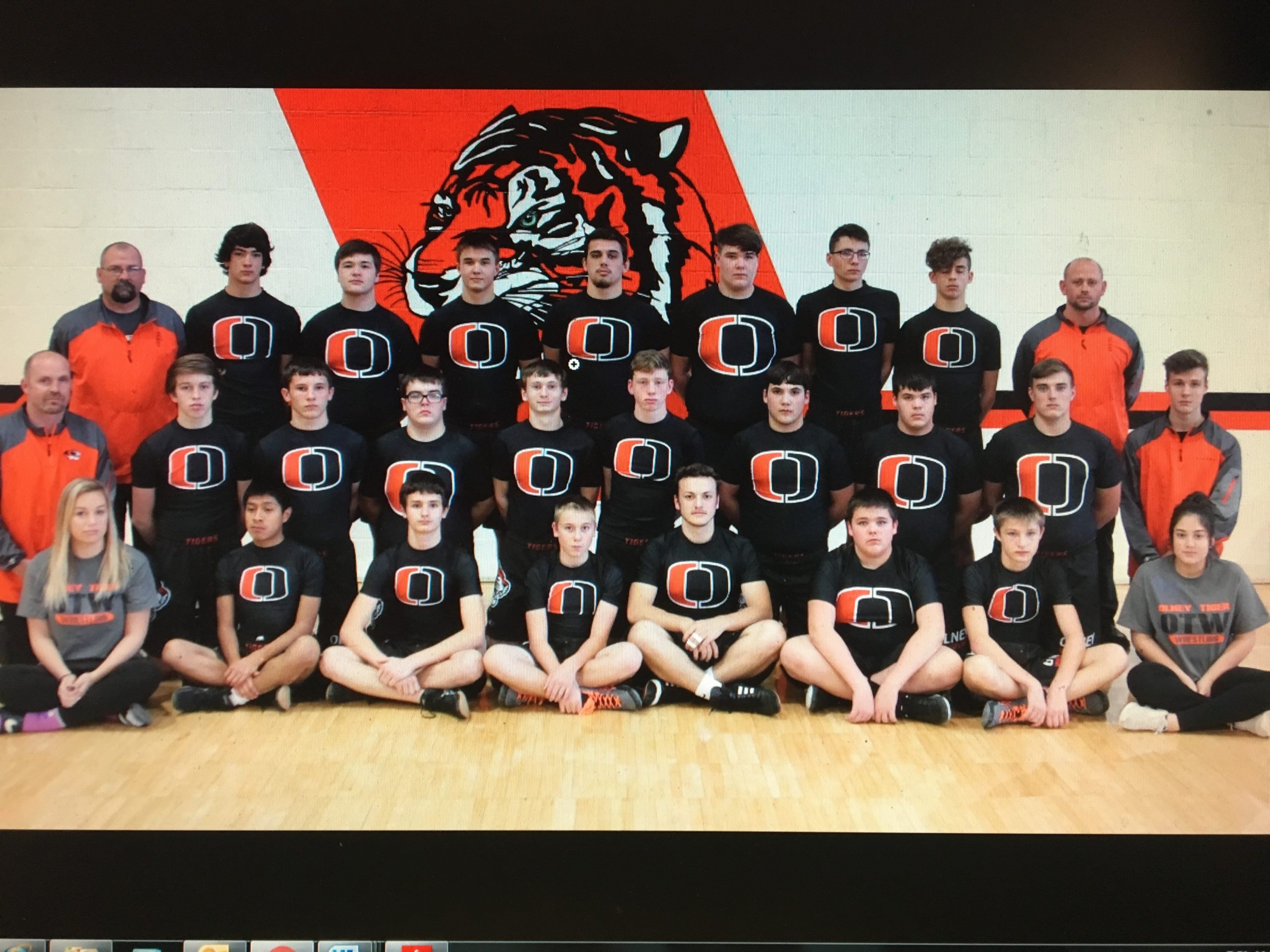 SEVEN TIGER WRESTLERS ADVANCE TO SECTIONAL