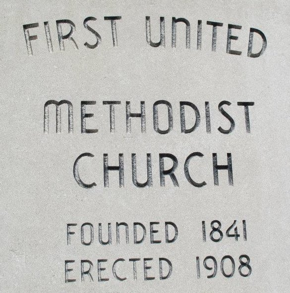 First United Methodist Church Service