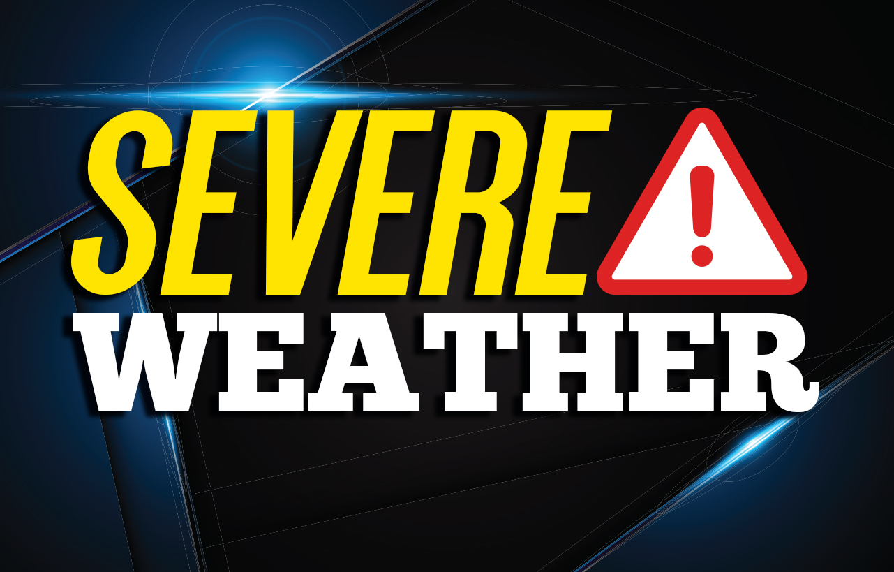 THURSDAY'S SEVERE WEATHER