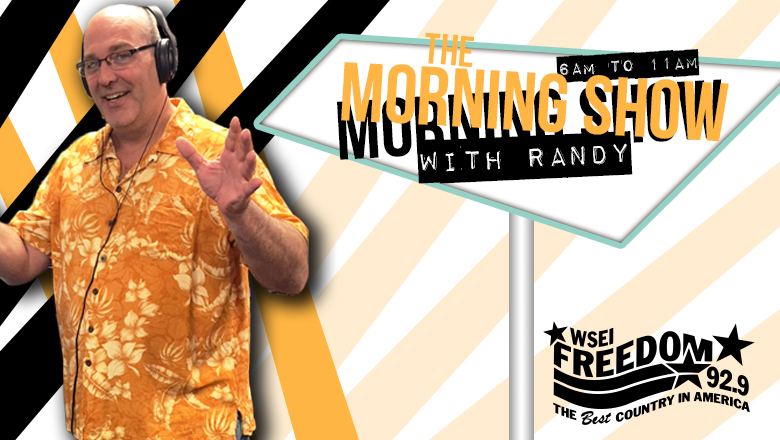 Feature: http://www.freedom929.com/the-morning-show-with-randy-speir/
