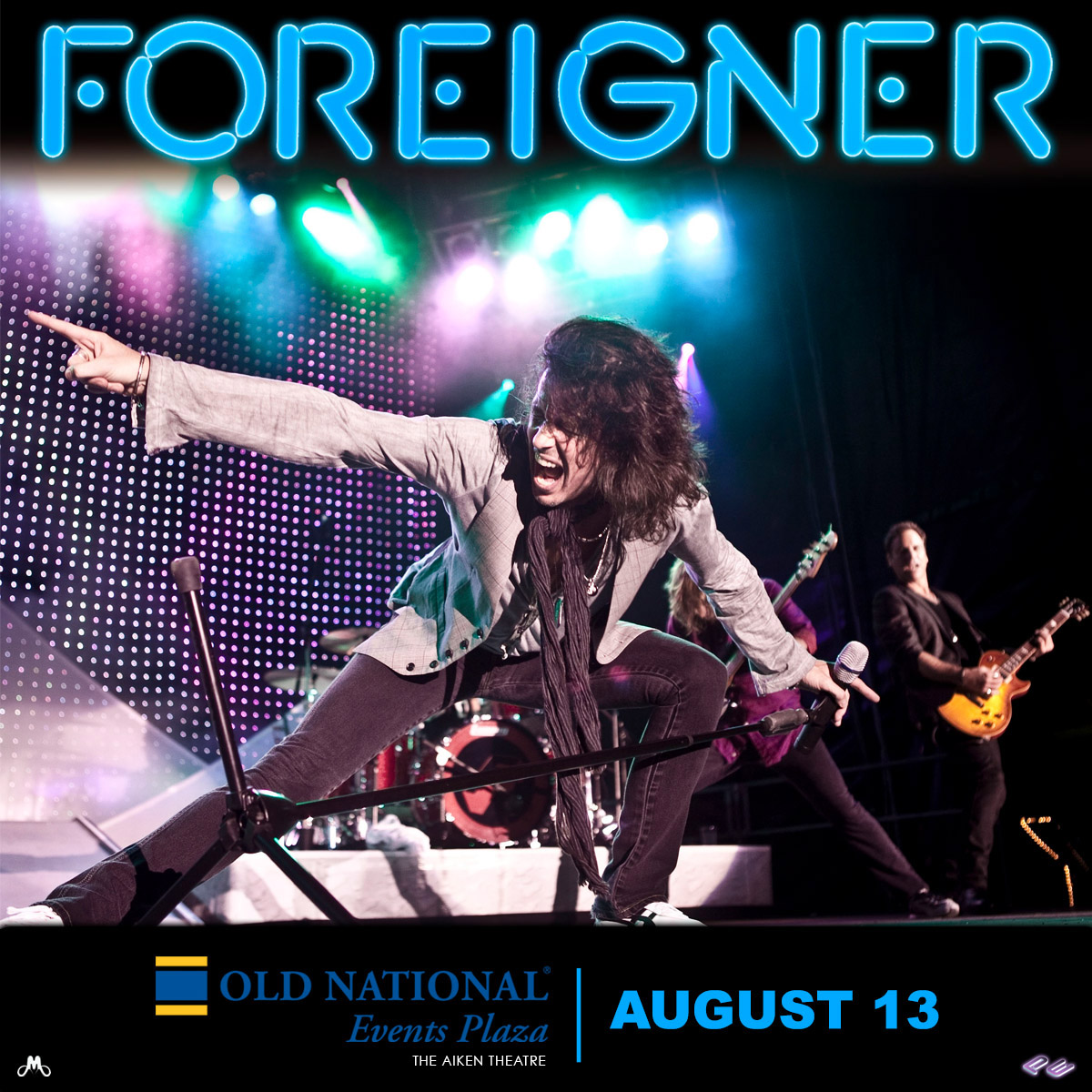 Win tickets to see Foreigner in concert | WSEI Freedom 92 9