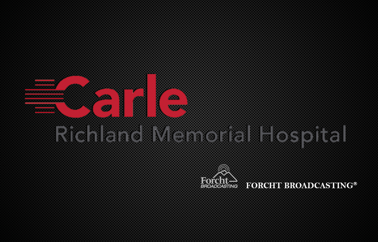 CARLE RICHLAND MEMORIAL HOSPITAL SHARES THE FUTURE WITH