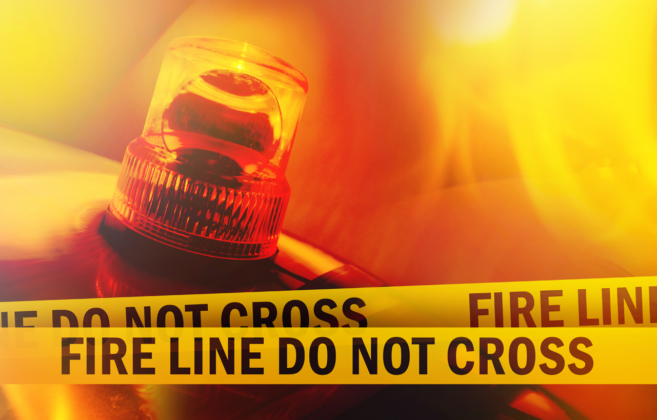 Adair County Fire Department Responds To House Fire