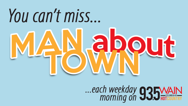 Man About Town and The Community Buzz