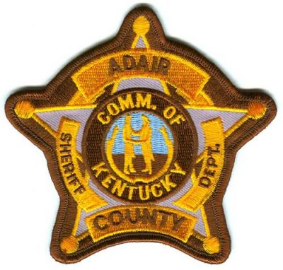 ADAIR CO. SHERIFF'S DEPARTMENT ACTIVITY REPORT