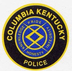 Columbia Police Department Activity Report