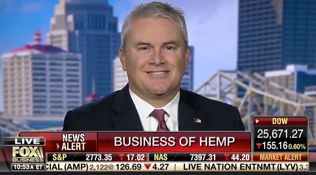 Congressman Comer Discusses The Importance Of Industrial Hemp On Fox Business