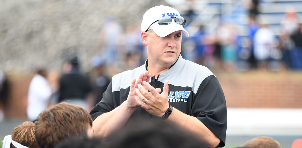 Lindsey Wilson Football Coach Chris Oliver Ascends To President Of The NAIA-FCA