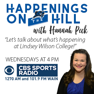 Happenings on the Hill with Hannah