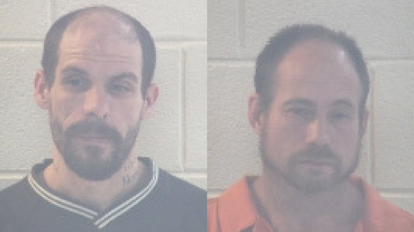 Two Pulaski County Men Arrested For Burglary And Drugs