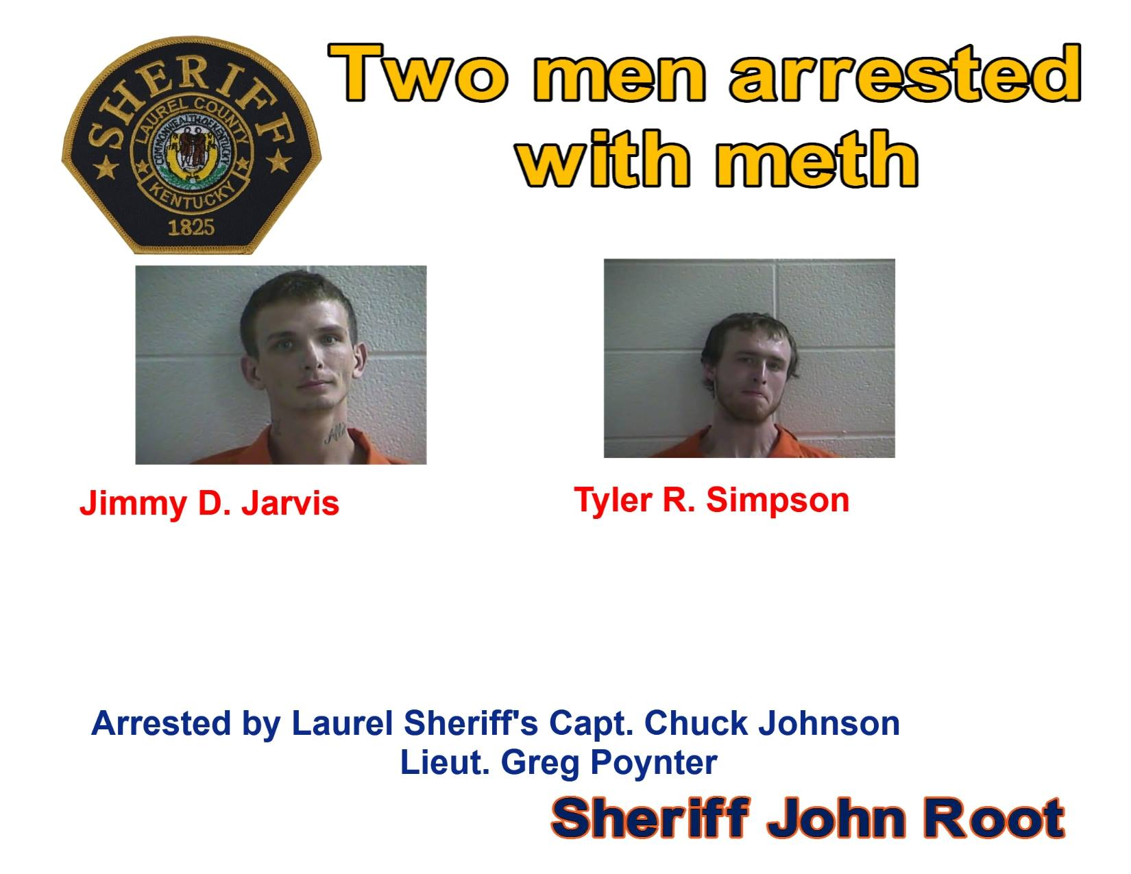 Traffic Stop In London Leads To Drug Arrests