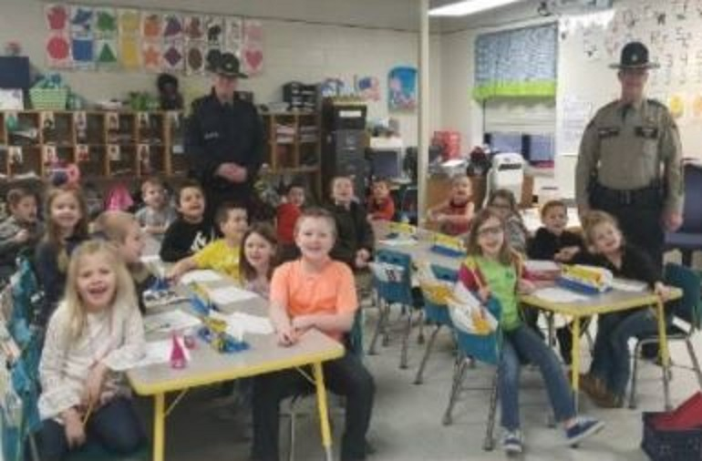 Laurel County Sheriffs Office Conduct School Safety and Security Walk-Through Programs
