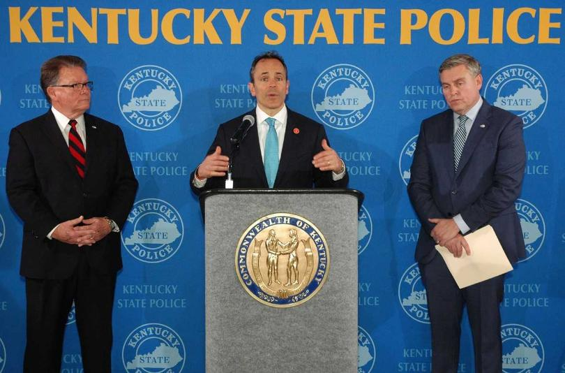 "Governor And KSP Announce ""Angel Initiative"""