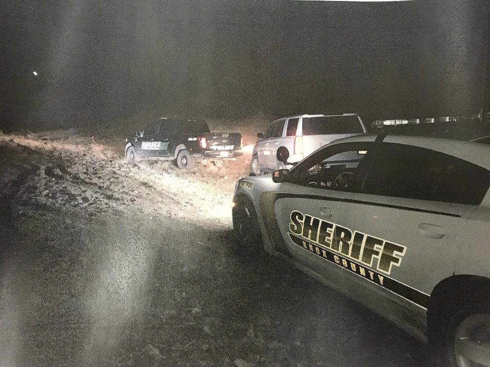 Wild Police Chase In Knox County Ends With Arrest