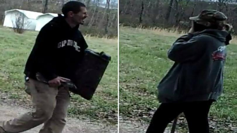 Laurel County Police Looking For Theft Suspects