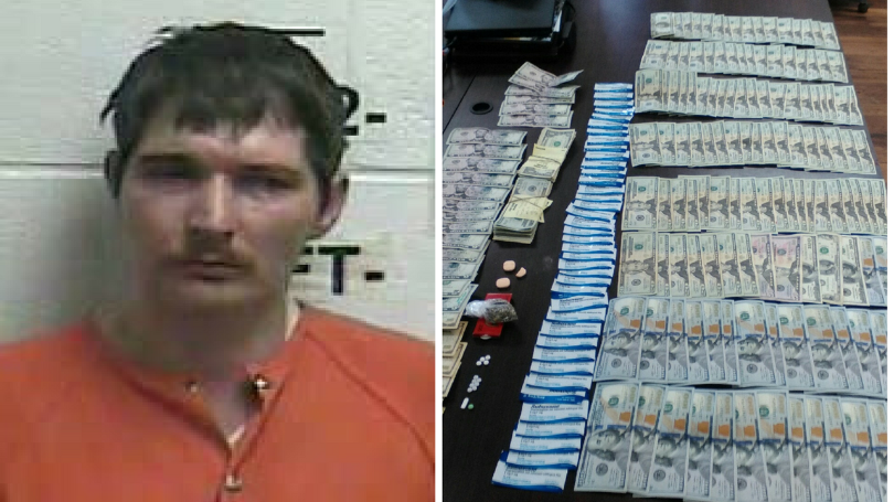 Whitley County Drug Bust Leads To Man's Arrest