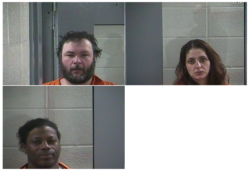 London PD And KSP Arrest Three People In Drug Investigations At Economy Inn
