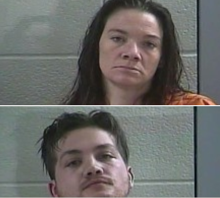Traffic Stop Leads To Two Arrests In Laurel County
