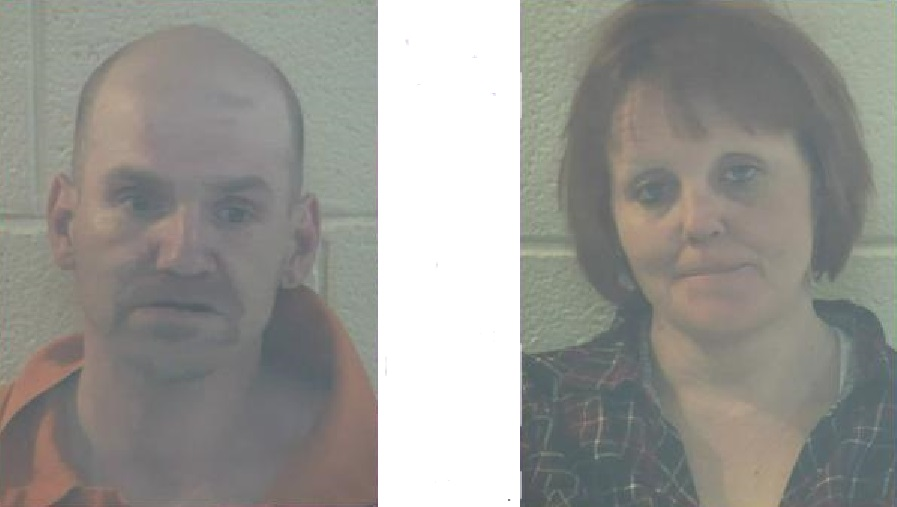 Couple Arrested In Pulaski County After Running Out Of Gas At A House They Broke Into