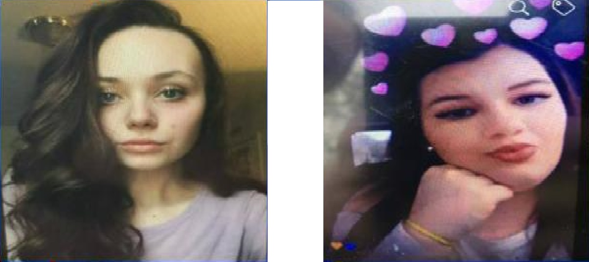 Laurel County Police Looking For Two Missing Teen Girls