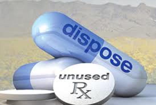 KSP Announces Drug Take-Back Event