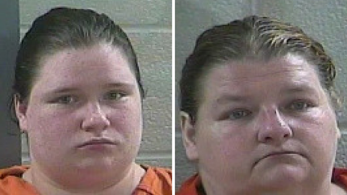 Mother And Grandmother Arrested After Abused Toddler Found Wandering Near A Road