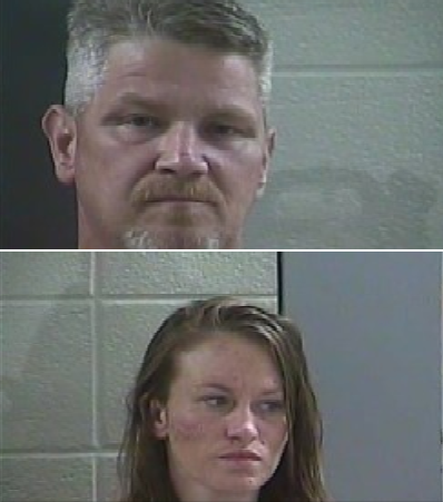 Couple Arrested At Laurel County Courthouse After Showing Up Intoxicated With A Child